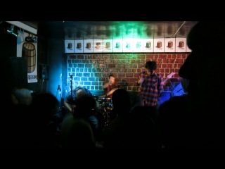 XNO - The Thing live @PoBarabanuBar 23 Nov 2013