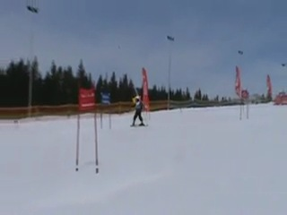 Команда АРК на детских соревнованиях по горнолыжному спорту (слалом-гигант (BUKOVEL, 05-06.03.2013)