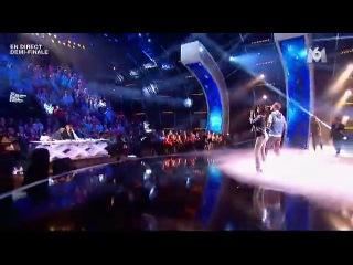 M. Pokora Tal - Envole-Moi Live @ La France A Un Incroyable Talent
