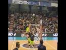 Volleyball Vines Marshall