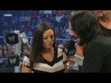 CM Punk переводит девушку в Straight Edge,бреет налысо