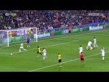 ЛЧ. 1/4 финала. Реал Мадрид 3:0 Боруссия Д Первый матч