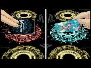 Cardfight!! Vanguard: Link Joker Hen | Карточные бои «Авангарда» 3 сезон 1 серия