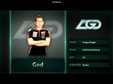 Meet the Players - Intro - LGD.Int