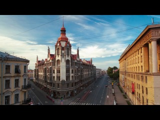 Saint petersburg timelapse on vimeo
