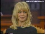 Голди Хоун, Дайан Китон и Бетт Мидлер на шоу Опры
