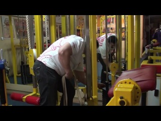 Trening of Armwrestler 78 (Exercise 12, Pronator 3)
