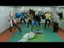 HARLEM SHAKE в школе современного танца Fire Flash