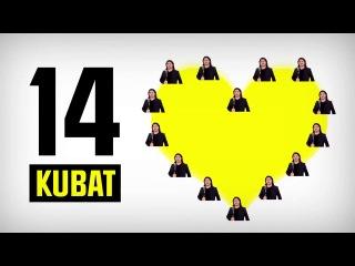 Kubattan sosyal medyayı sallayan 14 Şubat şarkısı