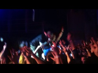 P.O.D - Alive (17.10.13, Kyiv, Bingo)