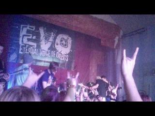 Концерт EVO в Бресте 2