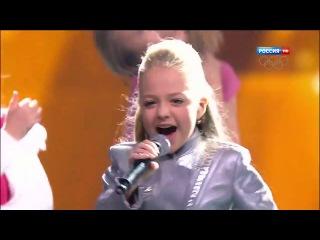 Ани Лорак и Настя Петрик - Я с тобой (Рождественская песенка года 14)
