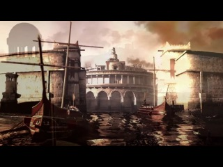 Дневники разработчиков - Уничтожение Карфагена - Total War  Рим 2
