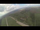 Первый прыжок с парашютом / Самара / Аэродром Бобровка