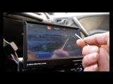 мультимедийная GPS, DVD, 3D, TFT, TV авто магнитола KD-8300, обзор функций