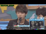 Рус Саб After School Club B.A.P 18 эпизод