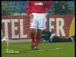Лига Чемпионов 2002/2003. Спартак 1-3 Ливерпуль ( КУКУ ЁПТА 3-56 min) )