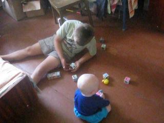 дядя и племянница