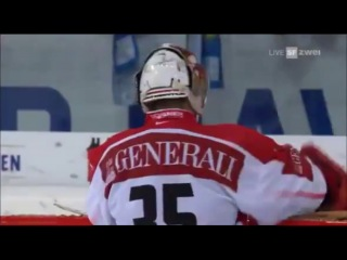 Кубок Шпенглера 2011: пред-полуфинал. Канада – Вольфсбург: серия буллитов.
