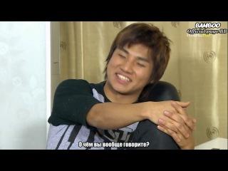 Big Bang - MBC Music Festival Skit [2008 MBC Gayo Daejun] (рус. саб.)