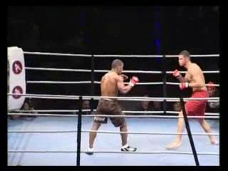 Hector Lombard vs Fabio Galeb [Oceania Fighting Championship]
