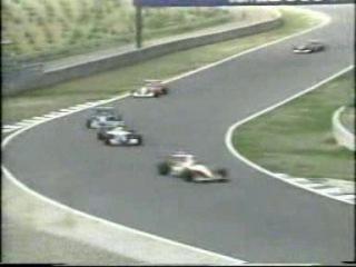 Formula 1. Сезон 1994 года. Этап 2. Тихий Океан (Япония). Гонка.