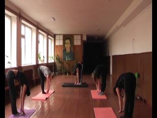 упражнения из обучающего видеокурса
