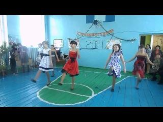 Танец Буги-Вуги...Под исполнением 7-ого класса МОБУ СОШ с.Талачево