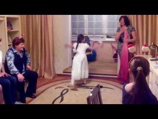 Арина и танец метели
