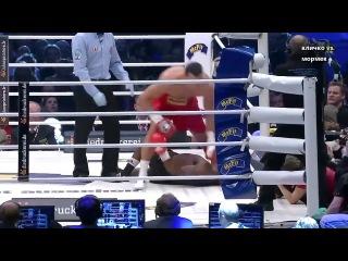 Владимир Кличко vs. Жан-Марк Мормек (лучшие моменты)