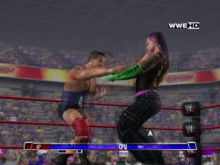 wwe ultimate impact Jeff hardy vs Santino Marella