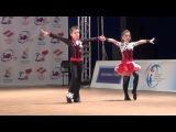 Слава-Аня. Всероссийские соревнования (Москва)