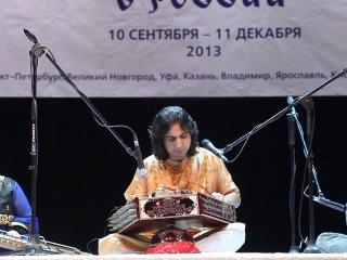 Abhay Rustum Sopori во Владимире 2013.01.02 отрывок 02
