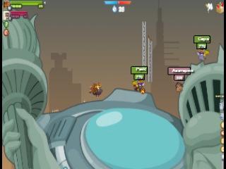 Вормикс: Я vs Аватария (1 уровень)