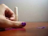 фольга в рулонах для ногтей