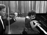 Иегуди и Хефзциба Менухины Franck Sonata for Violin and Piano in A major