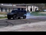 supercharged Hummer H2