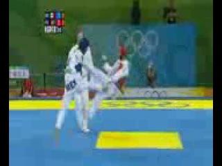 Gabrel mersedess taekwondo_beijing