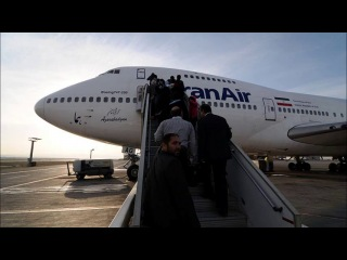 Unforgettable Iran Air Experience