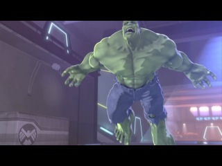 Железный человек и Халк: Союз героев / Iron Man & Hulk: Heroes United / Трейлер