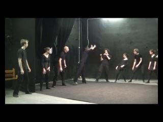 Контрольный урок по сценической речи (2 часть)