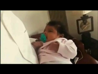 Beyonce's Baby - Blue Ivy Carter Footage from Life Is But A Dream Documentary