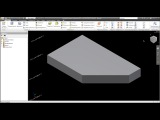 Autodesk Inventor мышь клавиатура навигация