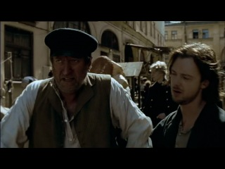 Crime and Punishment (BBC, 2002), в роли Мармеладова — Филип Джексон