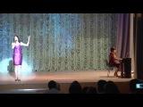 Евгения Чеботарёва (концертмейстер- Александра Кошечкина) - Ты уезжаешь