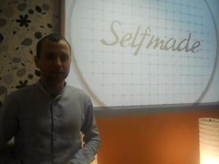 Александр Маслов (руководитель тренинг-центра DILTOS) о проекте Selfmade