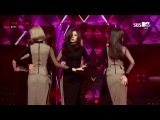 140204 SBS MTV The Show Girl's Day – Something
