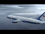 Вот так выглядит полёт на самалёте