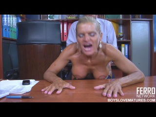 Ferro network: selena - boys love matures (mature, milf, bbw, мамки - порно со зрелыми женщинами)