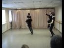 народный танец. хабанера